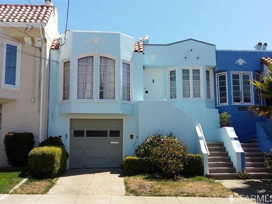 2626 22nd Ave, San Francisco, CA 94116