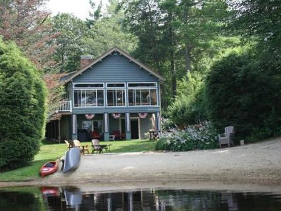 8 Winding Cove Rd, Ashburnham, MA 01430