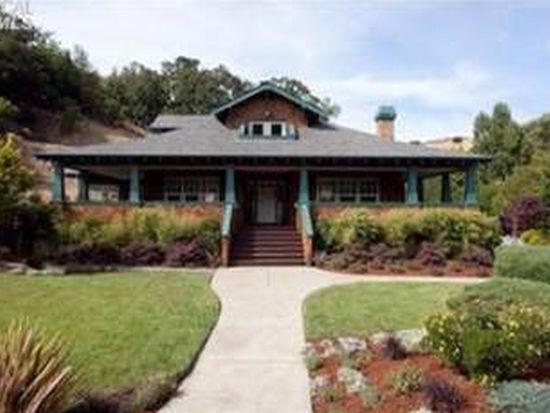 12 Shadow Creek Ct, Fairfax, CA 94930