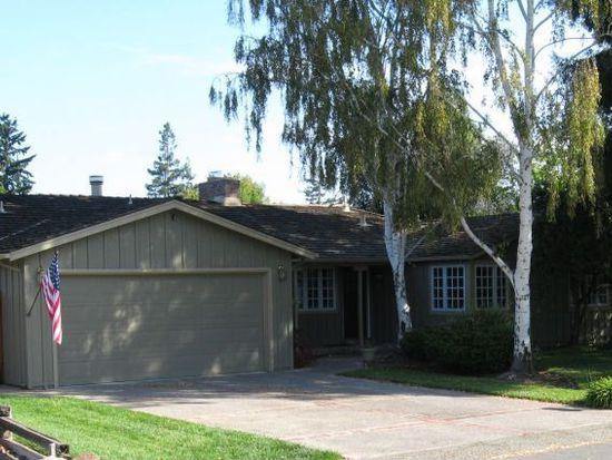 543 Glen Alto Dr, Los Altos, CA 94024