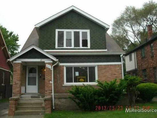 4691 Somerset Ave, Detroit, MI 48224