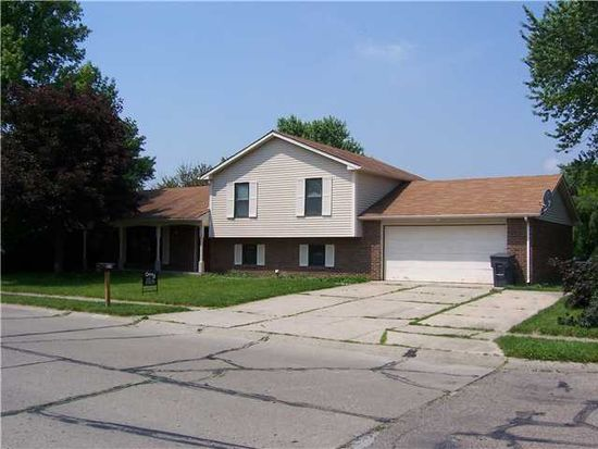 8230 Culpeper Dr, Indianapolis, IN 46227