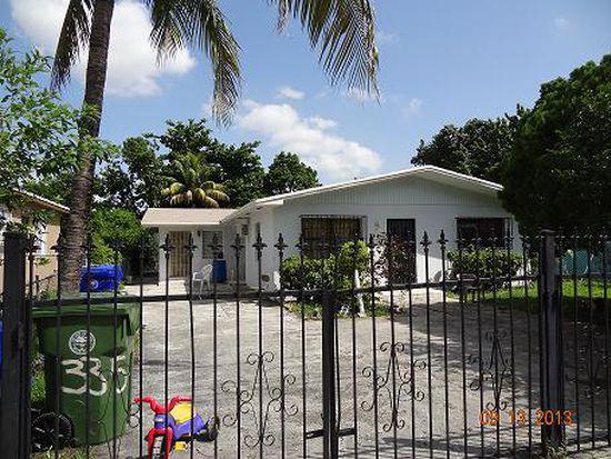 337 NW 52nd St, Miami, FL 33127