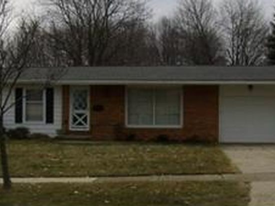 2078 Daniels Ave, Akron, OH 44312