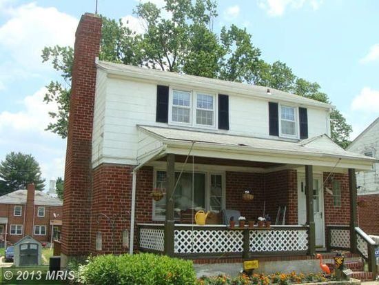 6215 Hilltop Ave, Baltimore, MD 21206