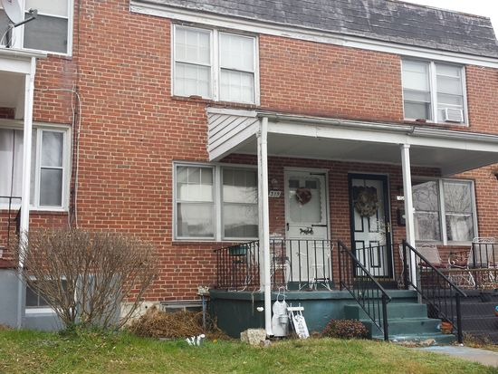 319 Denison St, Baltimore, MD 21229