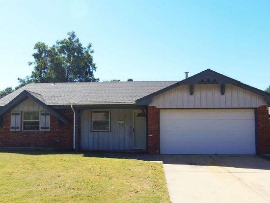 7828 NW 28th Ter, Bethany, OK 73008