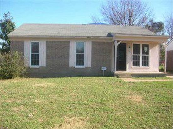 590 Blackhawk Rd, Memphis, TN 38109