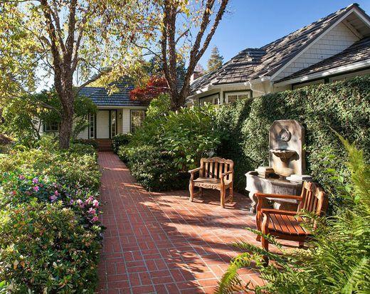 396 Hot Springs Rd, Santa Barbara, CA 93108