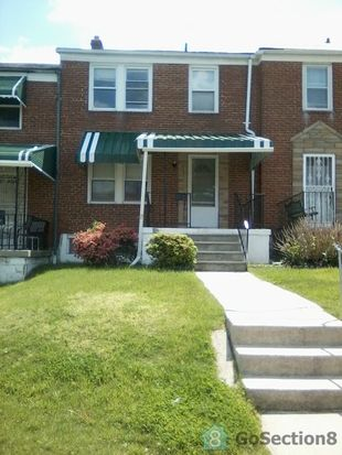 3545 Elmora Ave, Baltimore, MD 21213