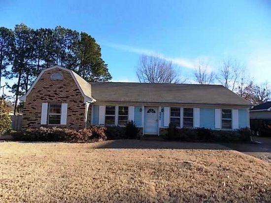 6907 Dawnhill Rd, Memphis, TN 38135