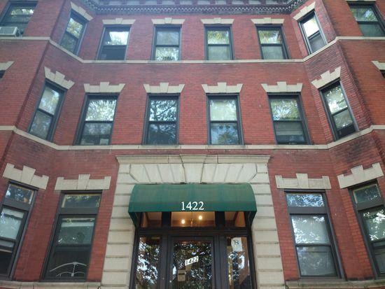 1422 Commonwealth Ave APT 1, Boston, MA 02135