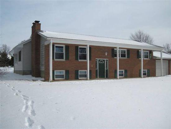 2276 Sunnyhill Dr NE, Lancaster, OH 43130