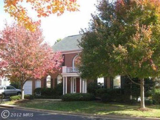 4587 Kieland Ridge Rd, Fairfax, VA 22030