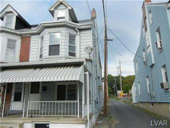 215 S Carlisle St, Allentown, PA 18109