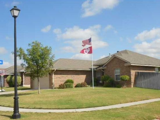 2346 Serenade Dr, Midwest City, OK 73130