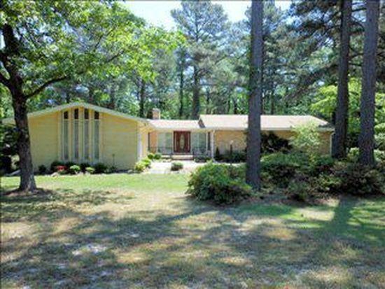 706 Ridge Dr, Goldsboro, NC 27530