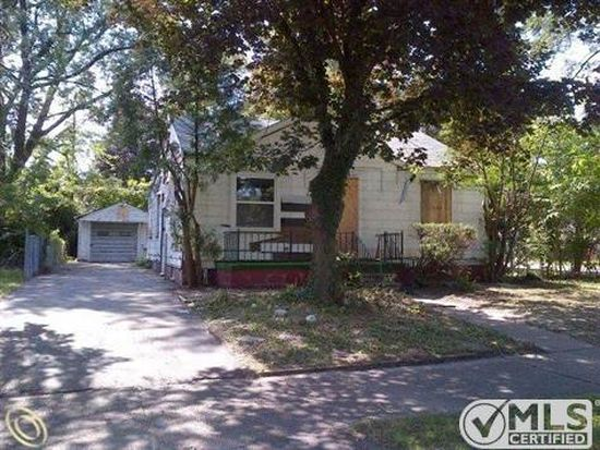 19209 Harlow St, Detroit, MI 48235