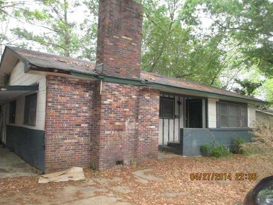 516 N Park Ln, Jackson, MS 39206
