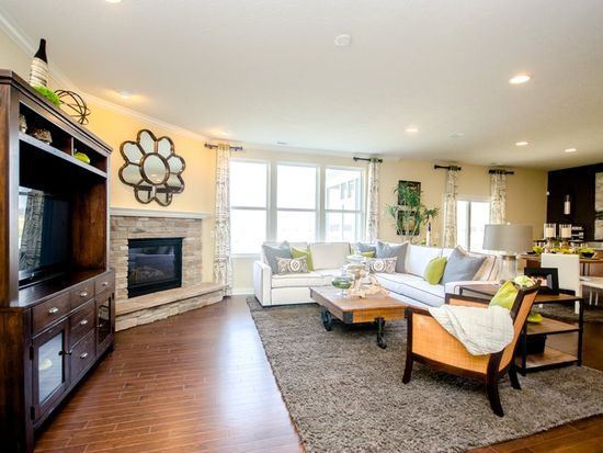Amberwood - Clark Meadows at Anson by Pulte Homes