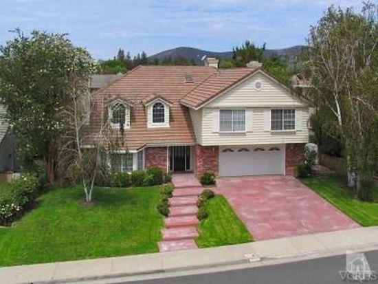 5759 Middle Crest Dr, Agoura Hills, CA 91301