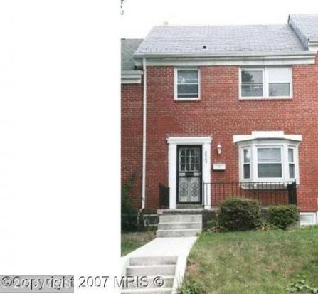 2007 Winford Rd, Baltimore, MD 21239