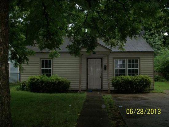 3729 Sturgeon Ave, Memphis, TN 38111