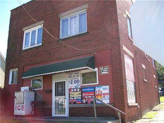 1101 Roemer Blvd, Farrell, PA 16121