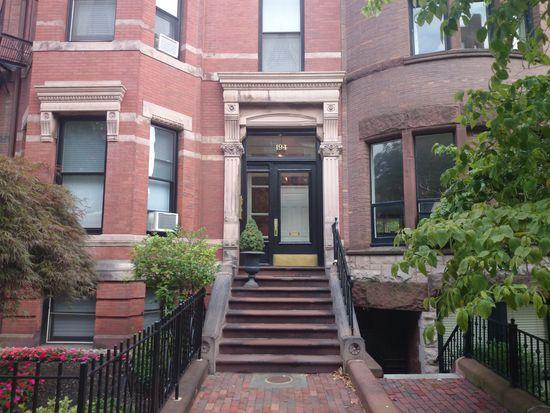 194 Marlborough St APT 10, Boston, MA 02116