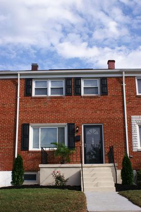 1407 Hopewell Ave, Baltimore, MD 21221