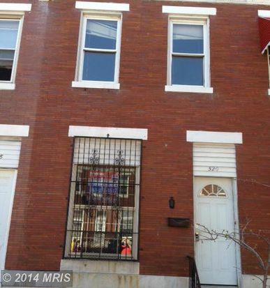 520 N Kenwood Ave, Baltimore, MD 21205