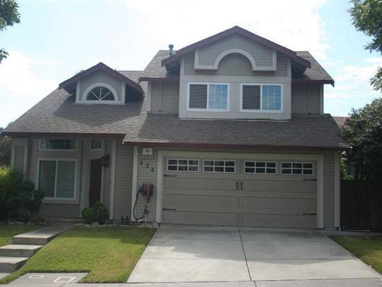 424 Longridge Dr, Vallejo, CA 94591
