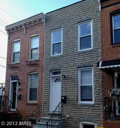 1720 William St, Baltimore, MD 21230