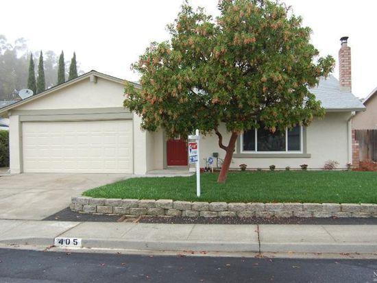 405 Robert Rd, Vacaville, CA 95687
