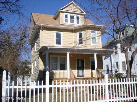 4116 Fernhill Ave, Baltimore, MD 21215