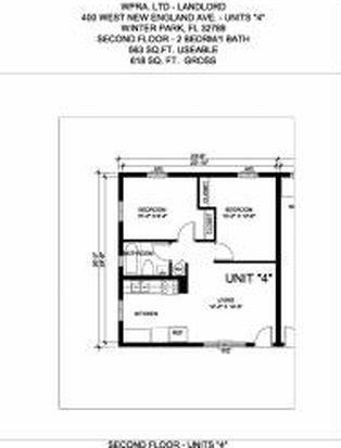 400 W New England Ave APT 11, Winter Park, FL 32789