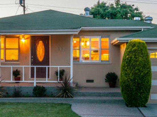 317 Santa Clara Way, San Mateo, CA 94403