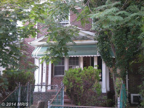 708 S Woodington Rd, Baltimore, MD 21229