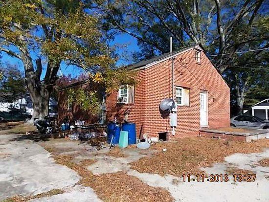 116 Fairview Ave SW, Wilson, NC 27893