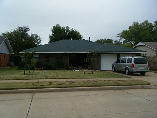 1308 N Lincoln Ave, Moore, OK 73160