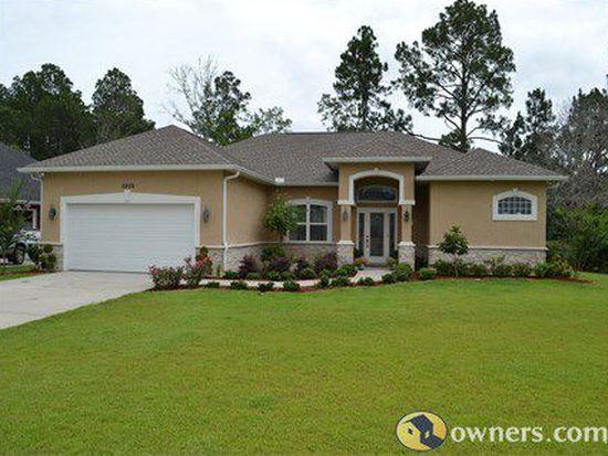 5809 Moors Oaks Dr, Milton, FL 32583