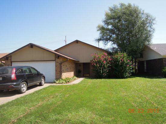 2623 N Park Cir, Stillwater, OK 74075