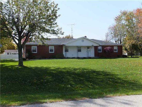 1061 E Lakeshore Dr, Greensburg, IN 47240