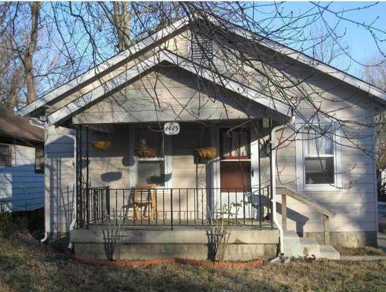 4445 Crittenden Ave, Indianapolis, IN 46205