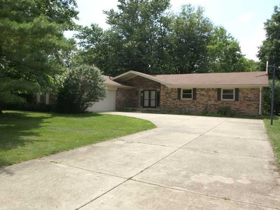 310 Hickory Dr, Greenfield, IN 46140