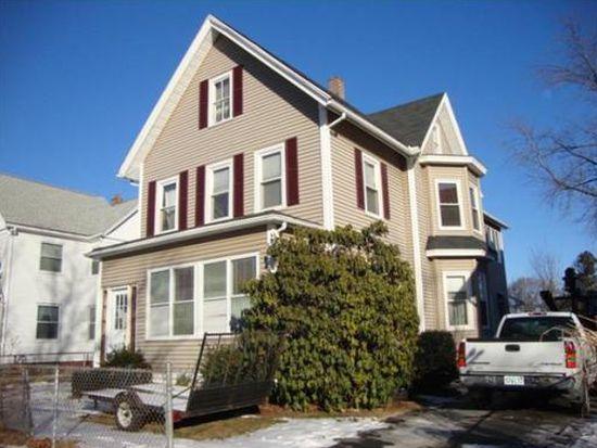 446 Pleasant St, Holyoke, MA 01040