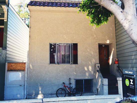 844 Potrero Ave, San Francisco, CA 94110