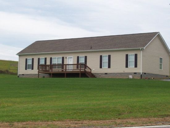 1734 Whitetop Rd, Chilhowie, VA 24319