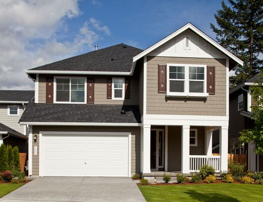 Residence 3 - Cedar Falls at North Bend by Polygon Homes Washington