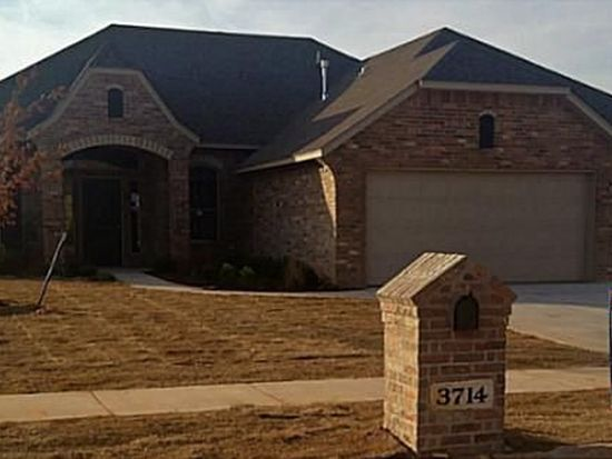 3714 Reid Pryor Rd, Norman, OK 73072